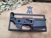 Sharps Bros. Livewire Stripped AR-15 Billet Lower Receiver