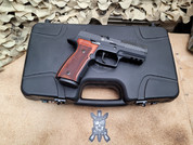 Sig Sauer P320 Scorpion AXG Classic from Sig Custom Works