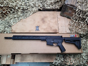 Zev tech Core Duty Rifle, 5.56 AR-15, Black