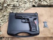 Heckler and Koch HK VP9 9mm Black Optic Ready.