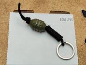 Microtech OD Green Frag Grenade Bead