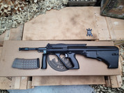 Steyr Aug A3 M1 in 5.56. Bullpup Semi-Auto Rifle