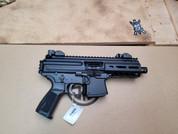 "Sig Sauer MPX 9mm Pistol With 4.5"" Barrel. Black"