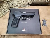 IWI Jericho II 941 Enhanced 9mm Semi Automatic Handgun.
