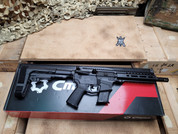 CMMG Banshee MK57 200 5.7x28 Pistol, Black