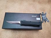 Boker Plus Mini Eagle OTF, D2 Recurve Blade
