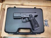Steyr Arms L9-A2-MF 9mm Handgun, Black