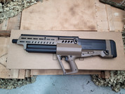 IWI Tavor TS12F 12 Gauge Bullpup Semi-Auto Shotgun. FDE and Black