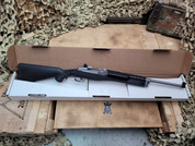 Ruger Stainless Steel Mini-14 Ranch Rifle in 5.56