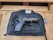 B&T MK-II 9mm Semi-Auto Pistol