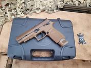 Sig Sauer P320 M17 9mm Semi-Automatic Pistol.