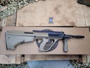 Steyr Arms AUG A3 M1 5.56, Aug Magazine Pattern, FDE/Mud