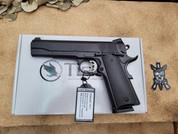 SDS Imports 1911 45 ACP Duty B45 by Tisas. Black
