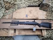 Savage 110 Ultralight Bolt Action Rifle in 6.5 Creedmoor