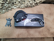 Microtech Bastinelli Iconic Fixed, Karambit Right Handed.