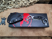 Microtech Iconic Fixed, Karambit Right Handed. Trainer