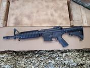 """Colt 5.56 Semi-Auto M4 11.5"""" SBR, Black LE6933"""
