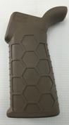 HexMag Advanced Tactical Grip FDE