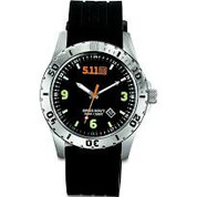 5.11 Sentinel Watch black/stainless
