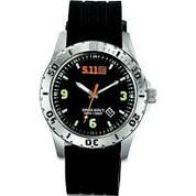 5.11 Sentinel Watch black/stainless