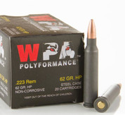 Wolf Polyformance .223 62gr HP *1000 rounds*