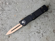 Microtech Combat Troodon Blk/Bronze 142-13