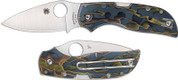 Spyderco Chaparral Raffir Noble Sprint Run
