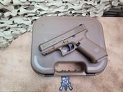 Glock 19X 9mm, Coyote Tan, Magazine Compliant