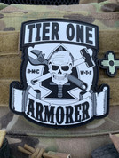 Tier One Armorer PVC Patch(Romo's Patch)