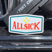 ALLSICK Sticker FREE Shipping