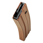 DuraMag 5.56/300blk 30rnd magazine for AR15 BRONZE Anodized