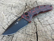 Heretic Knives Martyr Tanto Breakthrough Red