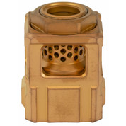 CGS Group QUBE 9mm Compensator Ti Gold
