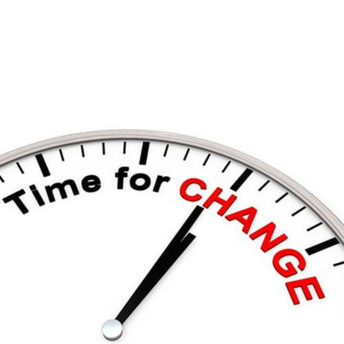 Managing and Selling Change Training, when it is Time for Change