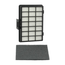 Riccar HEPA Media and Secondary Filters for Sunburst RF14.3