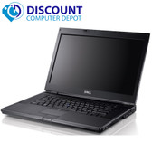 Dell Latitude E6410 Laptop PC Intel i5 2.4GHz 4GB 250GB DVDRW Windows 10 Pro