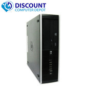HP 8000 Elite Windows 7 Pro Desktop Computer C2D 3.0GHz  8GB 500GB DVDRW WiFi