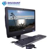 """Dell Optiplex 3011 20"""" All-in-One Desktop Computer PC Core i3 500GB Windows 10"""