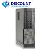 Dell Optiplex 7010 Windows 10 Desktop PC Computer i5-3470 3.2GHz 8GB 250GB Wifi