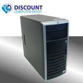 HP ProLiant ML110 G5 Xeon E3110 3Ghz 8GB 500GB Windows 10 Pro