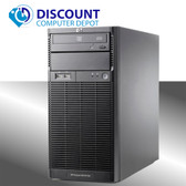 HP ProLiant ML110 G6 Intel I3-540 3.06Ghz 8GB 500GB Windows 10 Professional