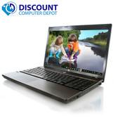 "HP ProBook 4720s 17.3"" Laptop Notebook Intel i7 2.67GHz 8GB 500GB HDMI Webcam Windows 10 Professional"