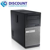 Dell Optiplex 9020 Tower (4th Generation) Quad Core I7-4770 3.4GHz 16GB 1TB Windows 10 Pro W/Radeon HD5450 1GB Video Card