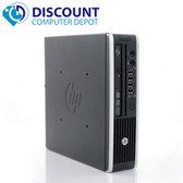 HP 8300 Elite Desktop Computer Quad I5-3470s 2.9GHz 4GB 500GB Windows 10 Pro