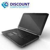 Dell Latitude E5520 Laptop I7-2620M 2.7GHz 4GB 120GB SSD HDMI Windows 10 Pro