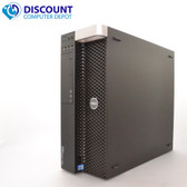 Dell Precision T3600 Windows 10 Pro Business PC Worksation Xeon 3.0GHz 8GB 1TB