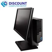 "Dell Optiplex 780 All In One Desktop Computer PC C2D 3.0GHz 4GB Win10 Pro 19""LCD"