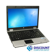HP 6730b Windows 10 Pro  Laptop Netbook PC Intel Core 2 Duo 4GB 160GB