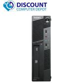 Lenovo M91P Small Desktop Computer Intel i5 PC 2.5GHz 4GB 250GB Windows 10 Pro