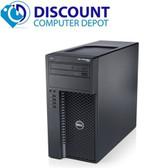 Dell Precision T1650 Desktop Computer Tower PC i3 3.1GHz 8GB 1TB Win10
